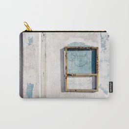 cat graffiti Carry-All Pouch