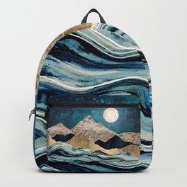 Indigo Sea Backpack