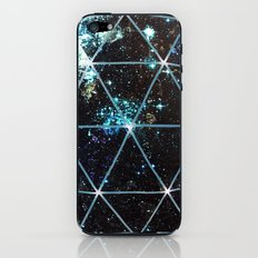 Galaxy Geodesic  iPhone & iPod Skin