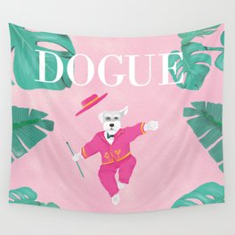 Dogue - Dance Wall Tapestry