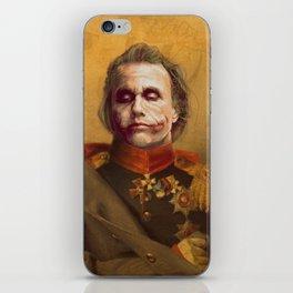 The Joker General Portrait | Fan Art (Personal Favorite) iPhone Skin
