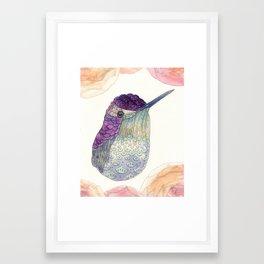 Jubilant Framed Art Print