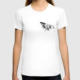 Floral Knife T-shirt