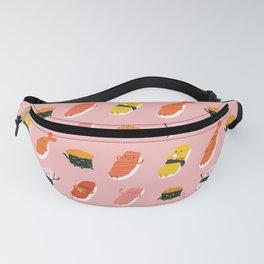 Sushi Kawaii Pink Fanny Pack