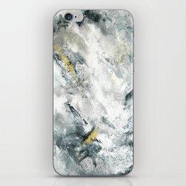 drifting away III iPhone Skin
