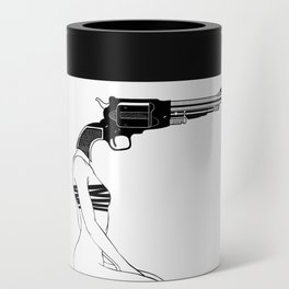 no, I don't have a gun Can Cooler