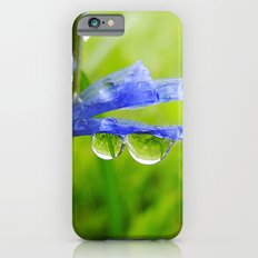 Drops of Blue iPhone 6s Slim Case