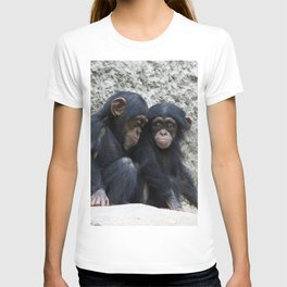 Chimpanzee 002 T-shirt