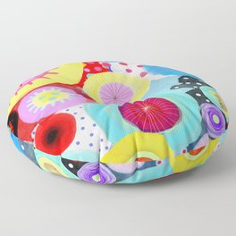 I know you are strong Floor Pillow