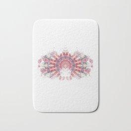 Inkdala XVII - Ink Blot Bath Mat