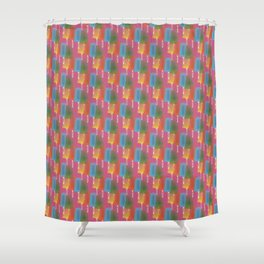 Vintage sweetness Shower Curtain