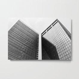 Milan | Office towers in viale Richard Metal Print