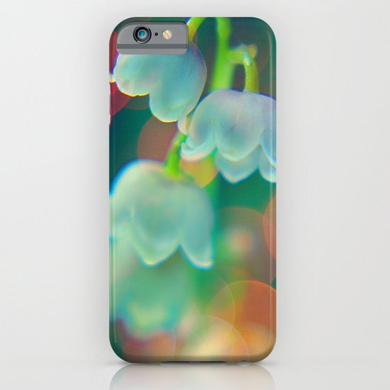 lilly of the valley iPhone & iPod Case