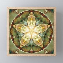 Mandalas of Forgiveness & Release 1 Framed Mini Art Print