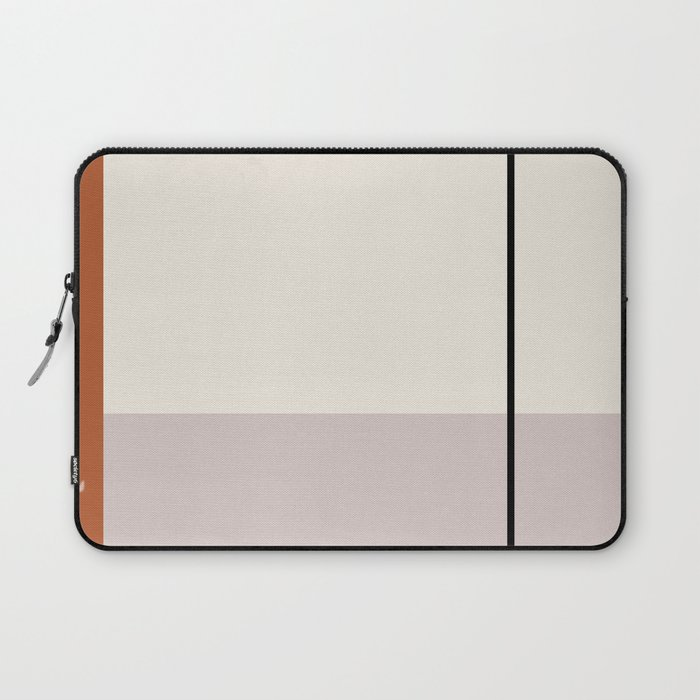 abstract minimal 28 Laptop Sleeve