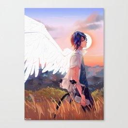 Manami Canvas Print