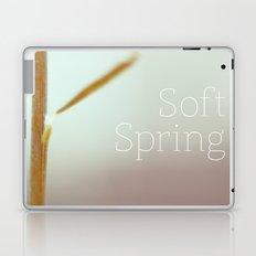 Soft spring Laptop & iPad Skin