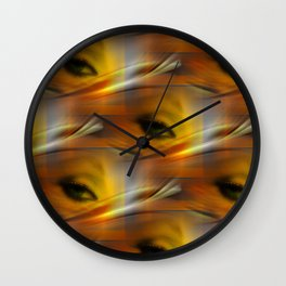 use colors for your home -33- Wall Clock