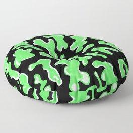 Space Blobs Floor Pillow