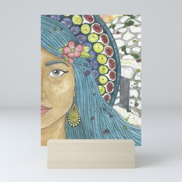 Martha of Bethany Mini Art Print