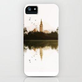 Lake Bled, Slovenia. iPhone Case