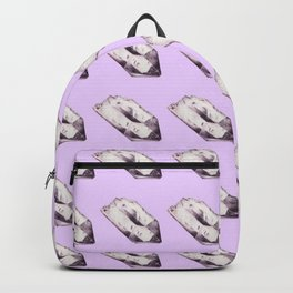 Stardust 2 Gems Smoky Quartz Backpack