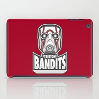 borderlands iPad Cases featuring Fyrestone Bandits by adho1982