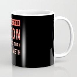 Bacon Saying Coffee Mug