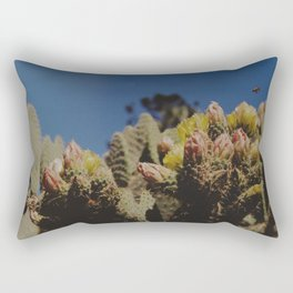 Prickly pals V Rectangular Pillow
