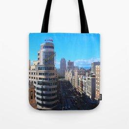 La Gran Via Tote Bag