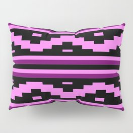Etnico violet version Pillow Sham