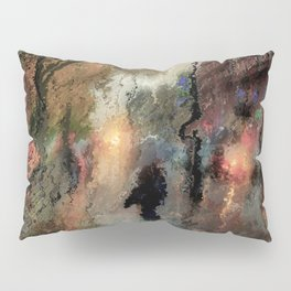 Rainy days Pillow Sham