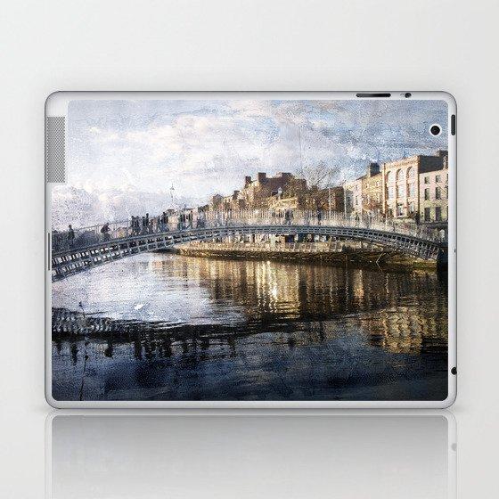 Ha'PPeny Bridge Laptop & iPad Skin