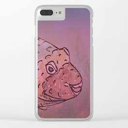 Atlantida / 29-07-16 Clear iPhone Case