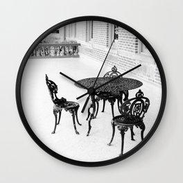 Florida Moments Wall Clock