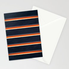 urban midnight Stationery Cards