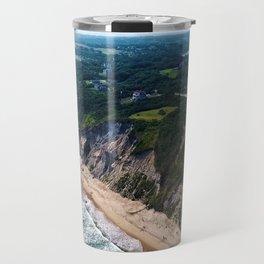 Hidden Beaches of Block Island, Rhode Island - New England's Hidden Gem Travel Mug
