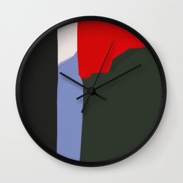 Abstract 13 Wall Clock
