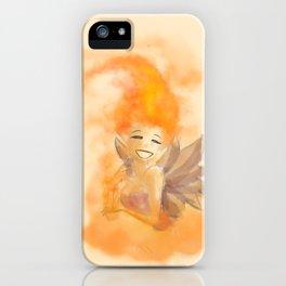Fire fairy 2 iPhone Case