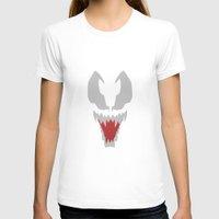 venom T-shirts featuring Venom by darkimagnus