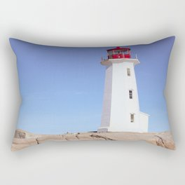 The Cove of Peggy Rectangular Pillow