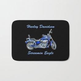 Harley Screamin Eagle Dyna Lowrider FXDSE 110 Bath Mat