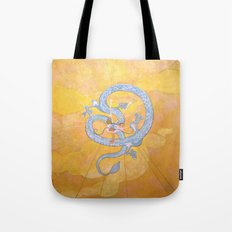 Happy Chinese New Year of the Dragon! Tote Bag