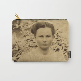 Ula Hutchins at 15 Carry-All Pouch