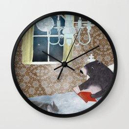 a good read Wall Clock