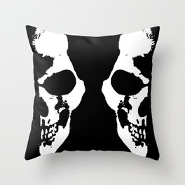 Things of Nightmares Throw Pillow