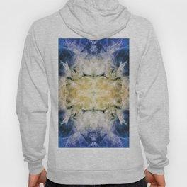 237 - abstract smoke design Hoody