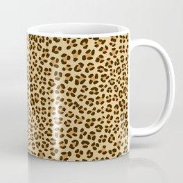 Leopard Spots Pattern Coffee Mug