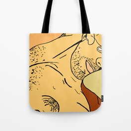 Yes, I'm a Model Tote Bag