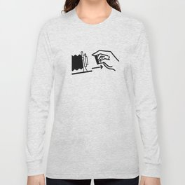 Vintage Camera / Photography Graphic Long Sleeve T-shirt